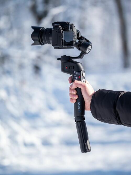 カメラ・スマートフォン用ジンバル MOZA MINI-P 画像5