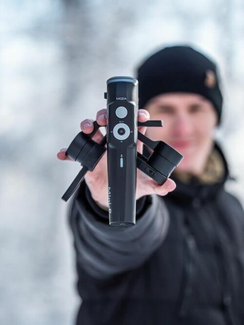カメラ・スマートフォン用ジンバル MOZA MINI-P