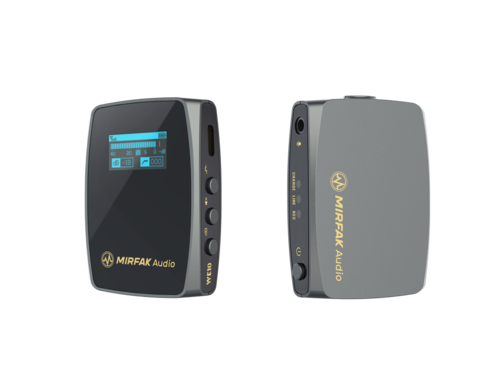 WE10PRO デュアルチャンネルコンパクトワイヤレスマイクシステム 画像1