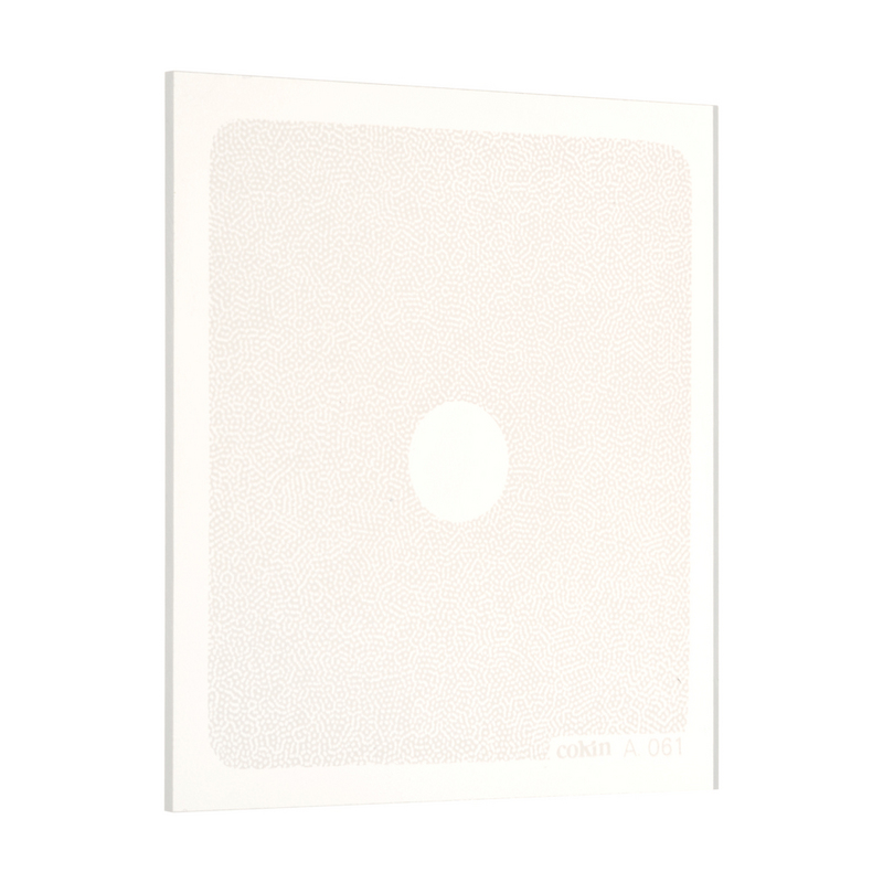cokin 061 センタースポット ホワイト2 画像1