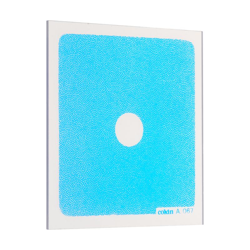 cokin 067 センタースポット ブルー 画像1