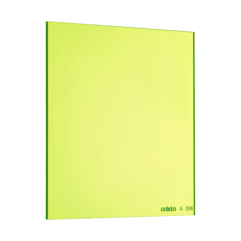 cokin 006 黄緑 画像1