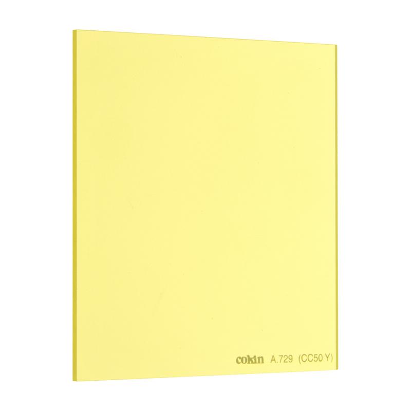 cokin 729 YELLOW CC FILTER (CC50Y) 画像1
