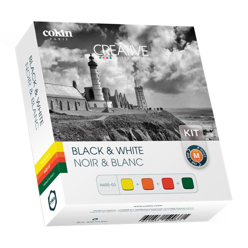 cokin 4種白黒用キット 画像1
