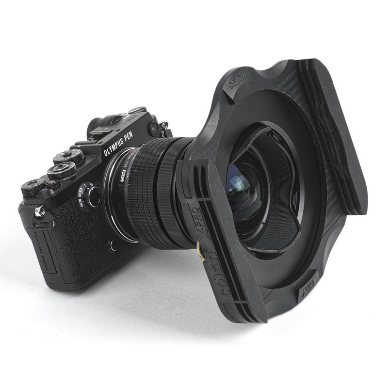 フィルターホルダー オリンパス7-14mm用 画像1