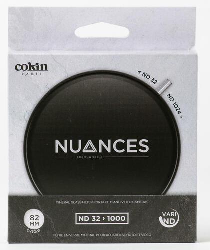 Cokin NUANCES バリアブル NDX32-1000 画像2