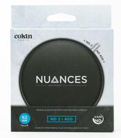 Cokin NUANCES バリアブル NDX2-400パッケージ