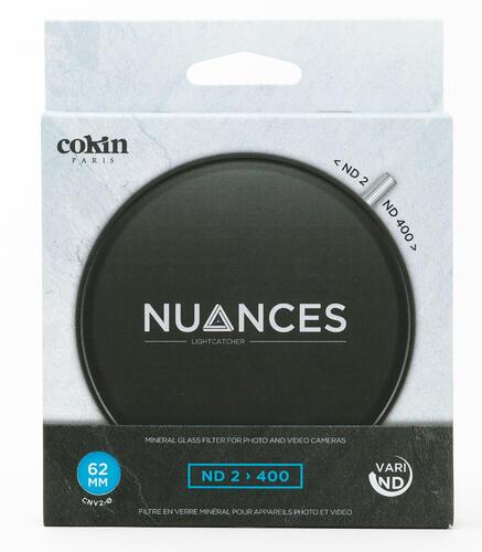 Cokin NUANCES バリアブル NDX2-400 画像2