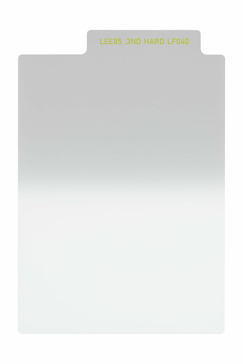 LEE85 ハーフNDフィルター ハード 画像1
