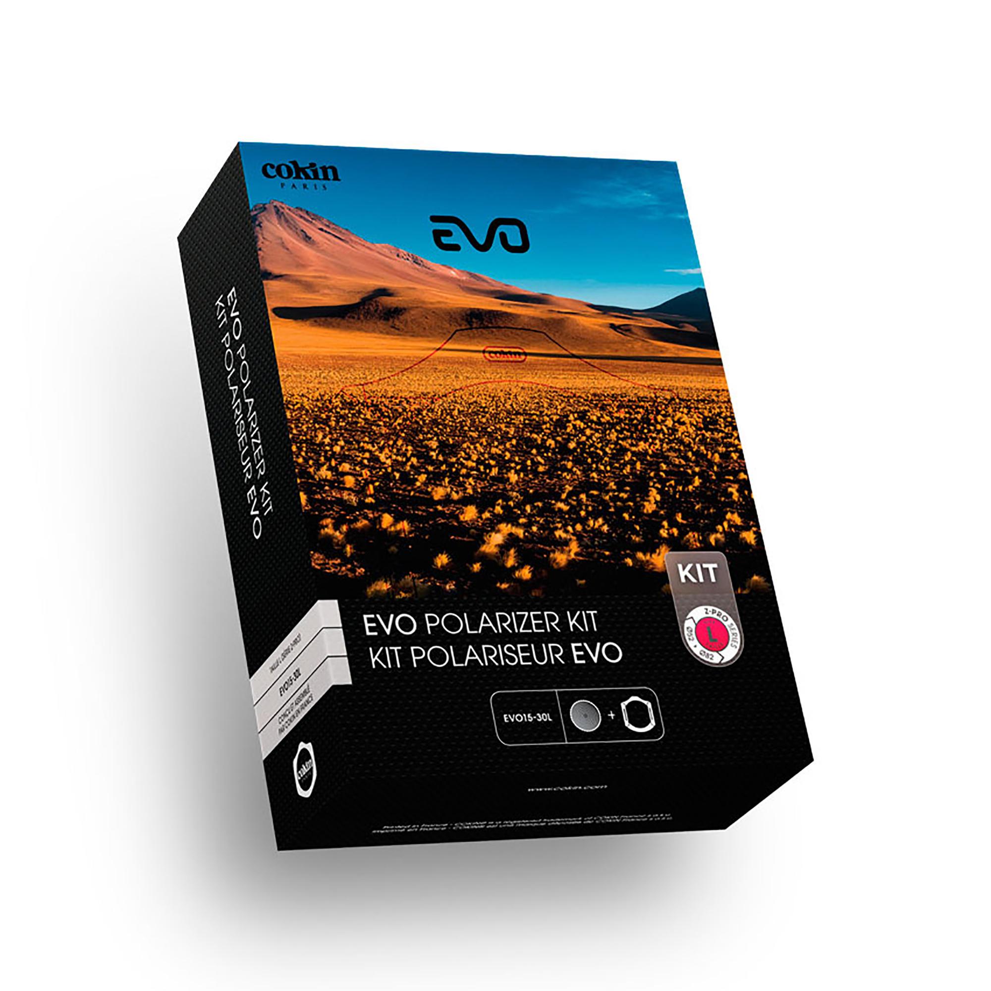 EVOフィルターホルダー+C-PLキットL