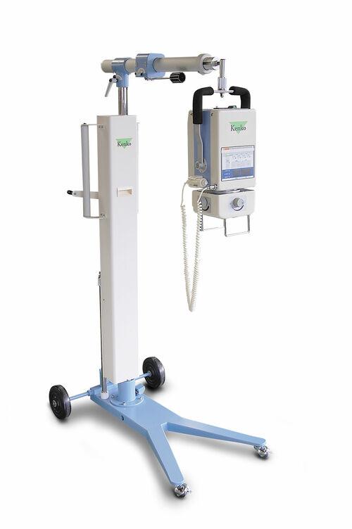 ポータブルX線撮影装置用支持器