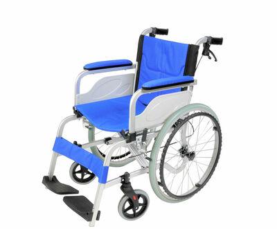 自走兼介助式車椅子 KW-01AL画像