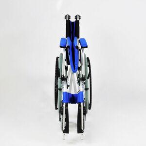 自走兼介助式車椅子 KW-01AL画像02