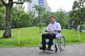 自走兼介助式車椅子 KW-01AL画像03