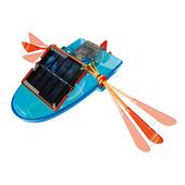 EASTCOLIGHT#28402 組み立て ソーラーボート