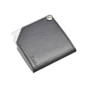 ポケットルーペスリム3× ブラック