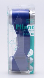 Pliant 2.5×18 ウルトラコンパクト ブルー画像01