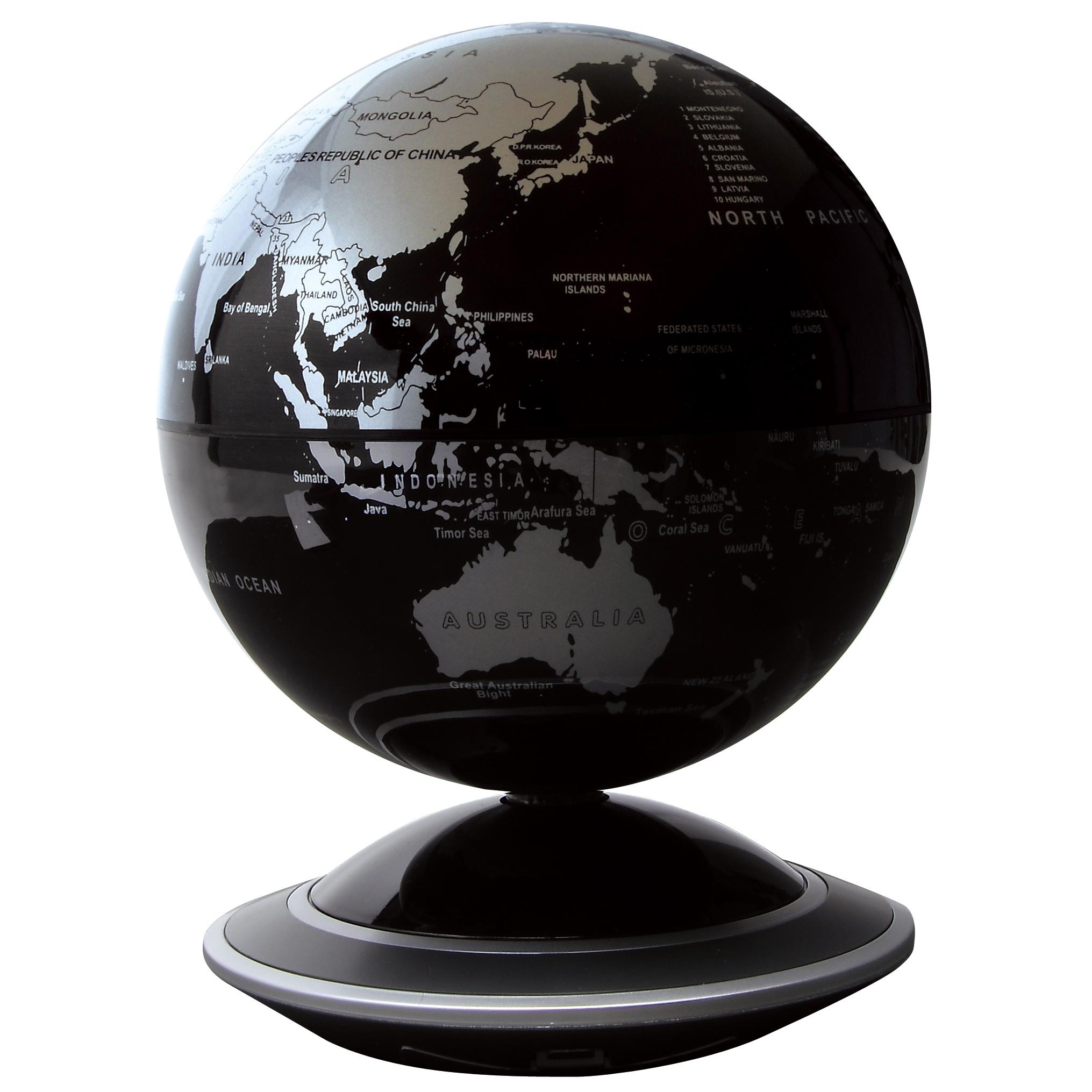 Kenko 地球儀 KG-140AE  [画像をクリックすると拡大します] スタイリッシュなデザ