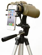ミラージュ 8×30LTD-MIL 観測セット画像01
