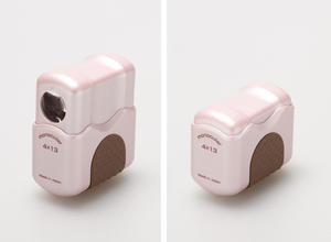4×13 単眼鏡&ルーペ ピンク画像01