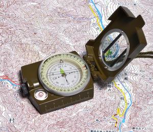 Do・Nature オイル式蓄光コンパス KC-04画像02