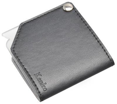 ポケットルーペスリム3× ブラック画像