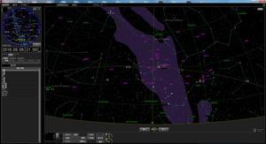 星空シミュレーションソフト SUPER STAR V for Sky Explorer画像01