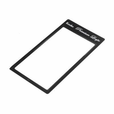 極薄シートルーペ KTL-014N 極薄カード型拡大鏡画像