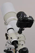 NEWスカイエクスプローラー SE120 SEⅡ赤道儀セット画像01