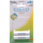 ENERG U-#204SN-2B <単4形充電池(750mAh、1.2V)2本セット>
