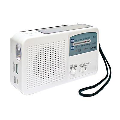 多機能防災ラジオ KR-005AWFSE画像