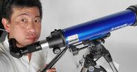 8月13日・15日・16日開催!「望遠鏡の構造とセッティングを覚えよう!」(有料講座)