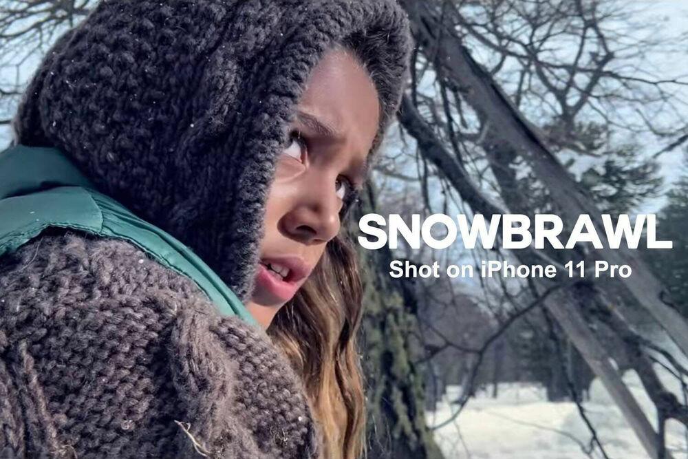 映画John Wick(ジョンウィック)のディレクター David Leitch(デビッド・リーチ)がBeastgrip Proで「SNOWBRAWL」を撮影